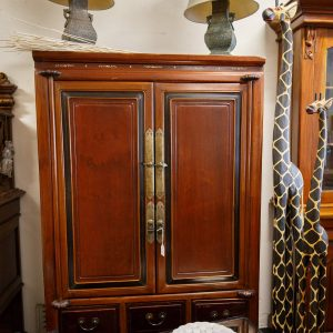 Elm chinese wedding cabinet